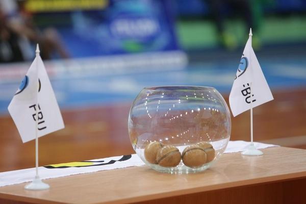 Фінал чотирьох Кубка України: жереб кинуто