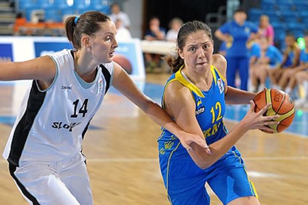 Олександра Чек не допоможе збірній у найближчих матчах кваліфікації ЄвроБаскету через травму
