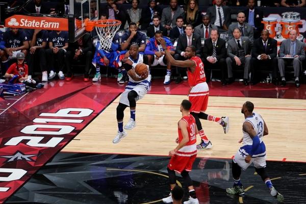 Найкращі моменти Матчу всіх зірок НБА: відео