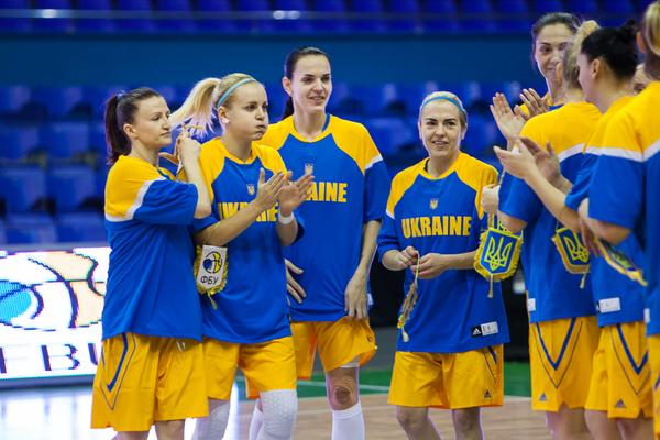 Збірна України проведе відкрите тренування