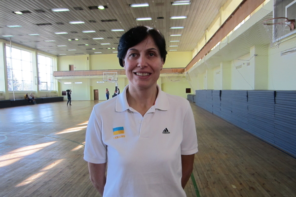 Елеонора Чек: у збірній України – якісна гарна команда