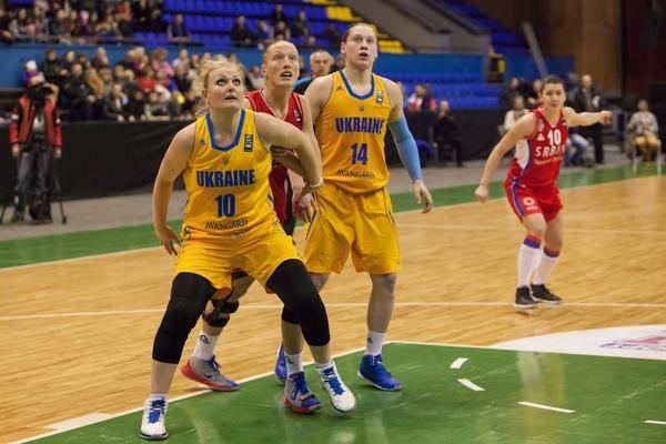 Євгенія Кочергіна про матч Україна – Сербія: радію, що помилилася!
