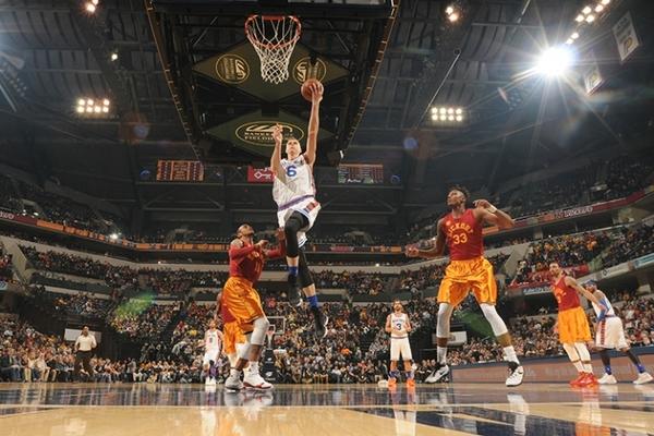 Матчі НБА 25 лютого: результати і відео моментів
