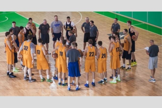 Збірна України вирушає на Міжнародний турнір до Сербії ВІДЕО