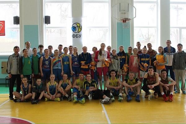 У Рівному зіграно турнір WBB з баскетболу 3х3