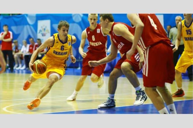 Українська команда U16 здобула перемогу над збірною Росії