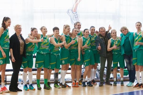 Ірина Щипакіна: я пишаюся своєю командою!
