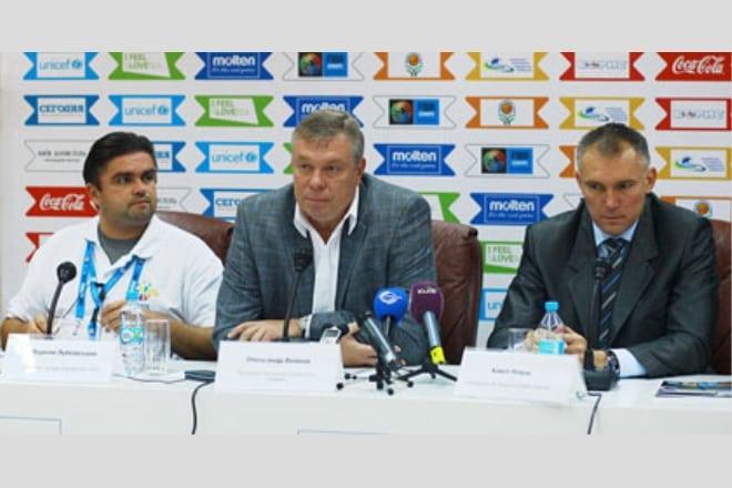 Каміл Новак: «U16 Чемпіонат Європи в Києві високо підняв планку для наступних організаторів таких змагань» ВІДЕО