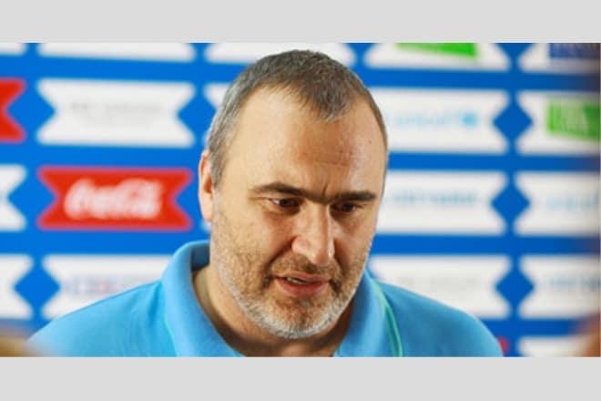 Віталій Усенко: «Я вдячний хлопцям за те, що вони викладалися на 110% у кожному матчі» ВІДЕО
