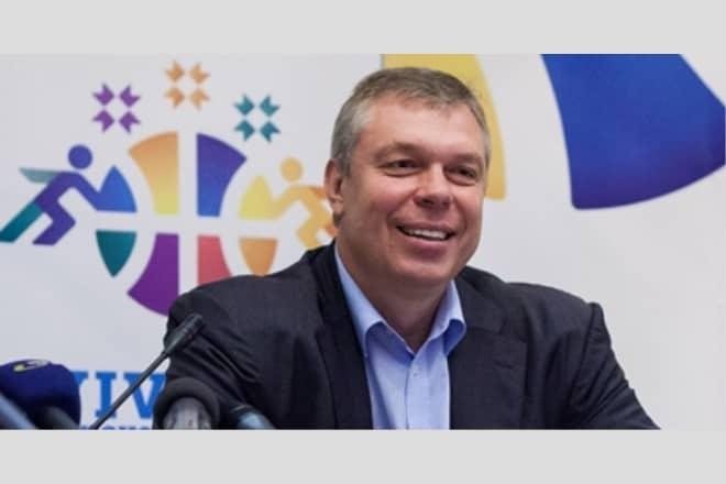 Олександр Волков: «U16 Чемпіонат Європи – це поворотний етап у розвитку нашого баскетболу» ВІДЕО