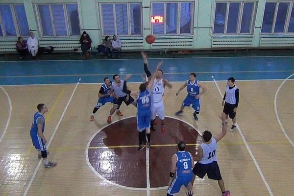Почався другий етап Одеської баскетбольної ліги