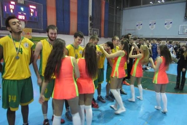 Студентська баскетбольна ліга України: другий етап – на старт!