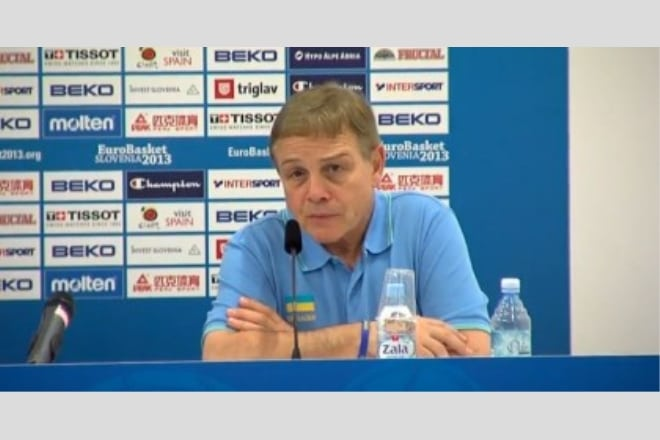 Прес-конференція після матчу Україна – Литва ВІДЕО