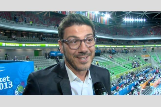 Фоціс Кацікаріс: «Тренер Фрателло використовує найкращі якості своїх гравців на 100%» ВІДЕО
