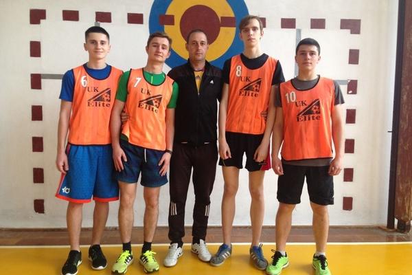 Чемпіонат України з баскетболу 3х3 серед шкільних команд: бажання бути першим