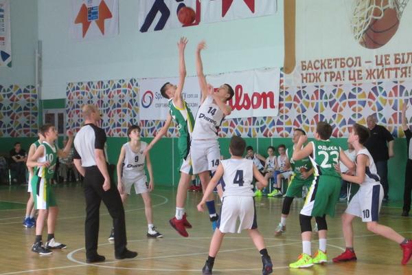 ВЮБЛ (юнаки 2003 р.н.): Дніпропетровськ чемпіон!