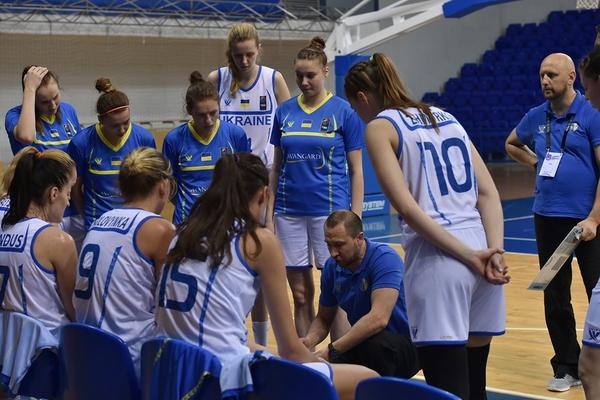 Жіноча збірна України U-20 вдруге перемогла на чемпіонаті Європи