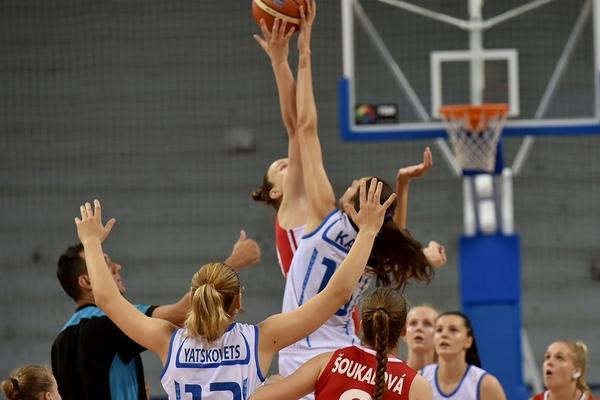 Жіноча збірна України U-20 здобула чергову перемогу на чемпіонаті Європи