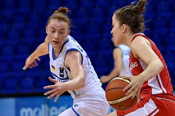 Жіноча збірна України U-20 виграла заключний матч чемпіонату Європи