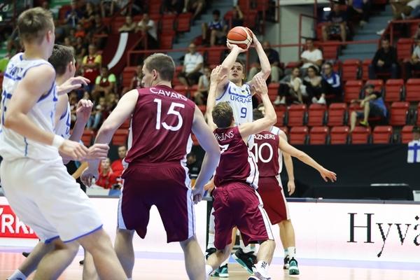 Україна – Латвія: найкращі моменти матчу чемпіонату Європи