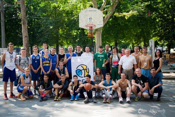 """Турнір з баскетболу 3х3 """" Nikolaev Cup 3x3"""": підсумки"""