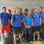 Чоловіча збірна України U-20: канікули заслужили! Фоторепортаж