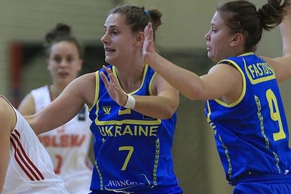 Жіноча збірна U-18 програла Португалії на чемпіонаті Європи
