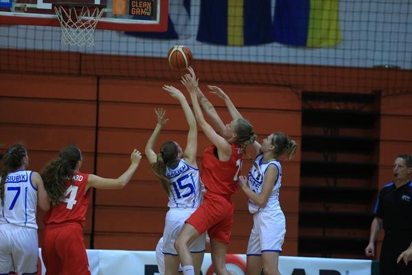 Юнацька жіноча збірна України U-18 перемогла Шотландію