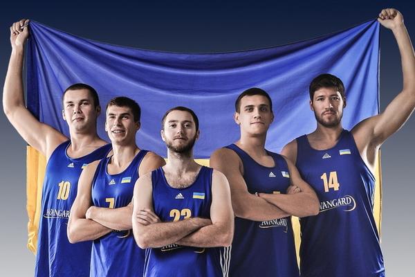 Гравці збірної України взяли участь у фотосесії