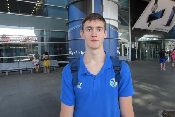 Дмитро Скапінцев: баскетбольне літо проходить не даремно