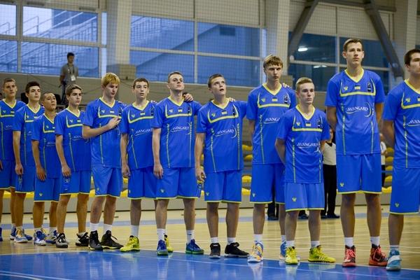 Збірна України U16 здобула третю перемогу на чемпіонаті Європи