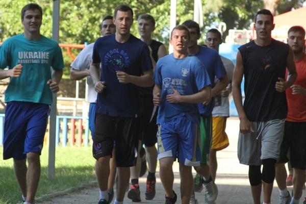 """""""Черкаські Мавпи"""" розпочали підготовку до сезону"""