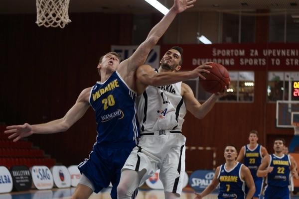 Україна стартувала на товариському турнірі в Естонії з переконливої перемоги над господарями