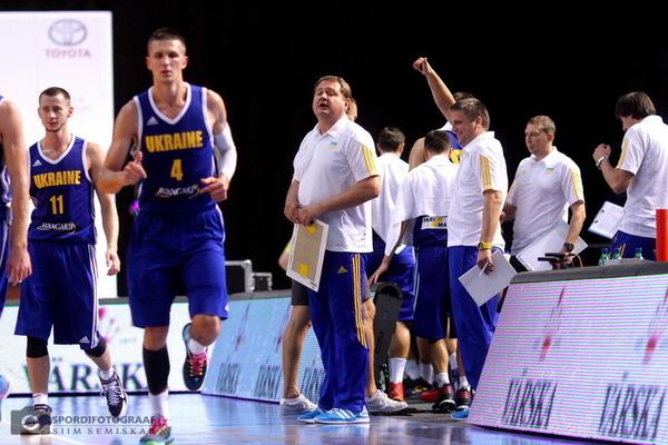 Як збірна України Естонію перемагала: фотогалерея