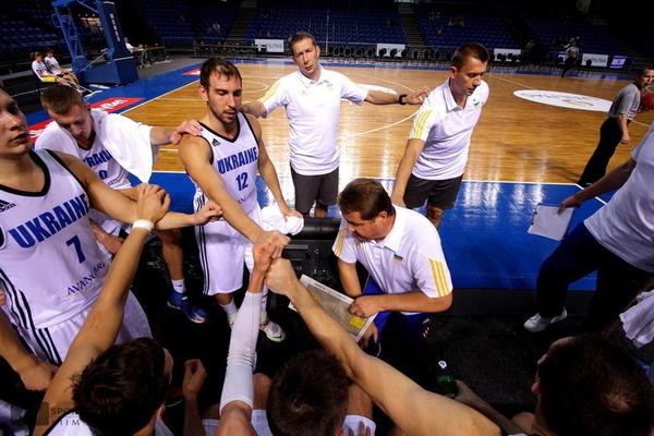 Збірна України перемогла на турнірі в Естонії: фотогалерея
