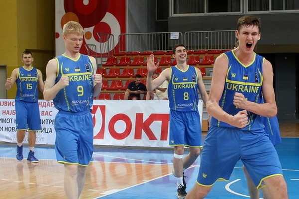 У Черкасах нагородили гравця та тренера збірної України U-18