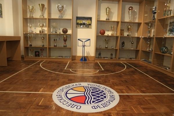 У Одесі відкрили музей баскетболу