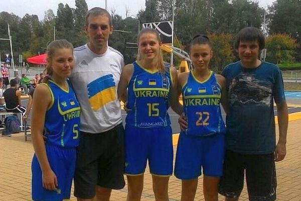 Українки успішно виступили на турнірі з баскетболу 3х3 в Болгарії