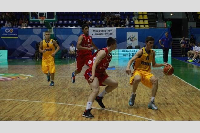 U18 Чемпіонат Європи пройде в Донецьку