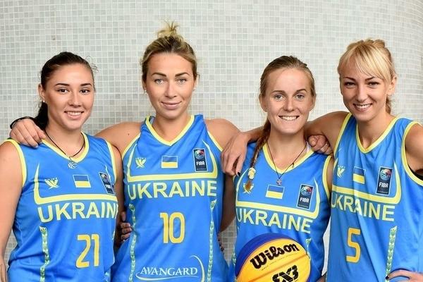 Збірна України 3х3 отримала суперників по чемпіонату світу