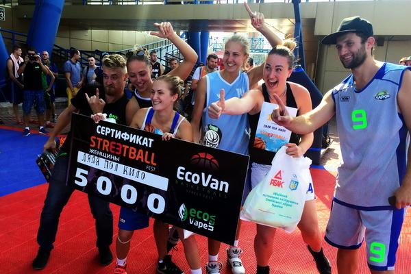 У Харкові фінішував один із наймасштабніших чемпіонатів України 3х3